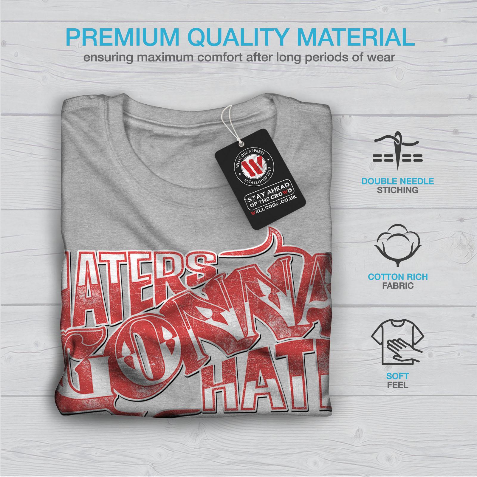Wellcoda-Wasser-hassen-Zitat-Slogan-Herren-T-Shirt-True-Grafikdesign-Printed-Tee Indexbild 19