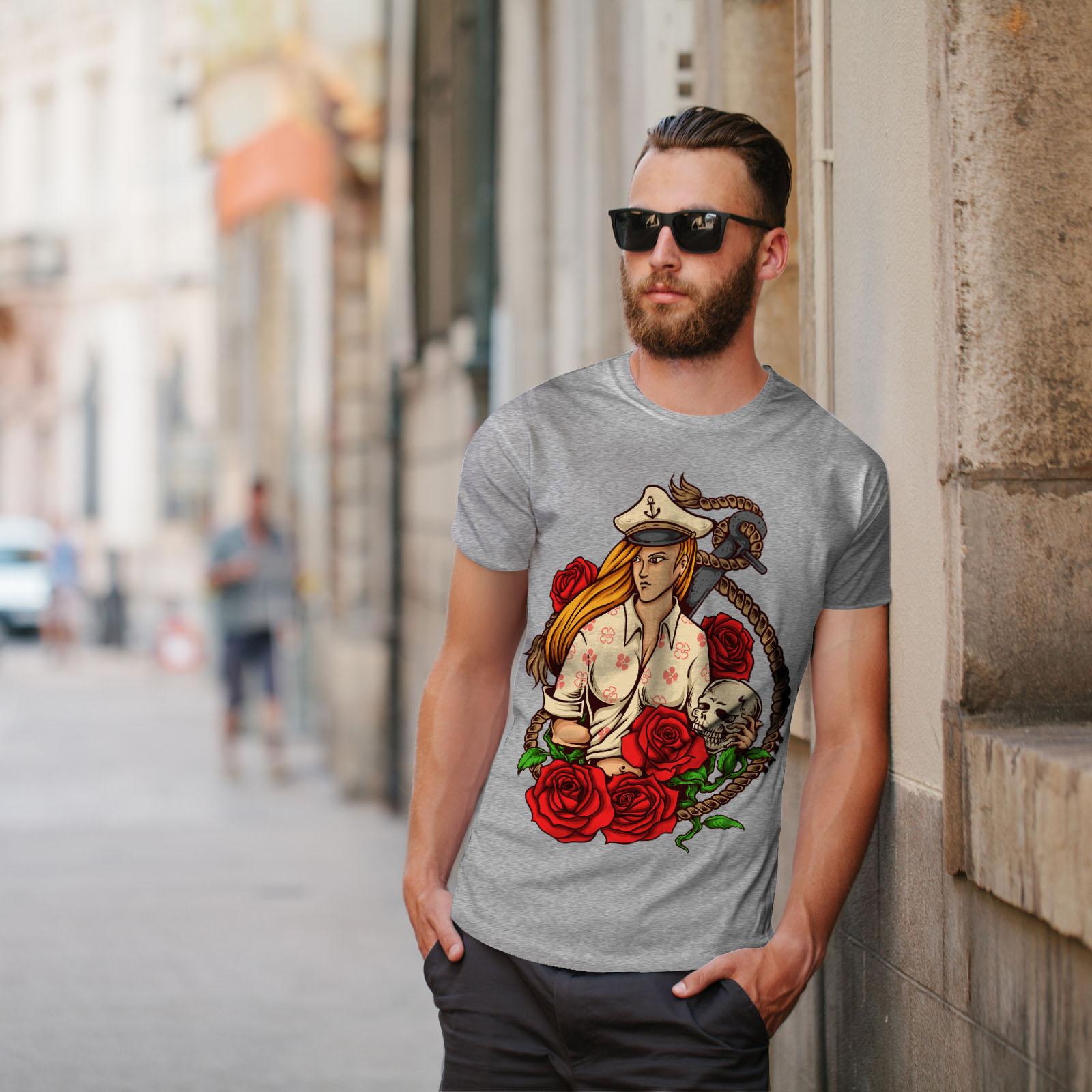 Hot Graphic Design Printed Tee Wellcoda Buenos Aires City Fashion Mens T-shirt