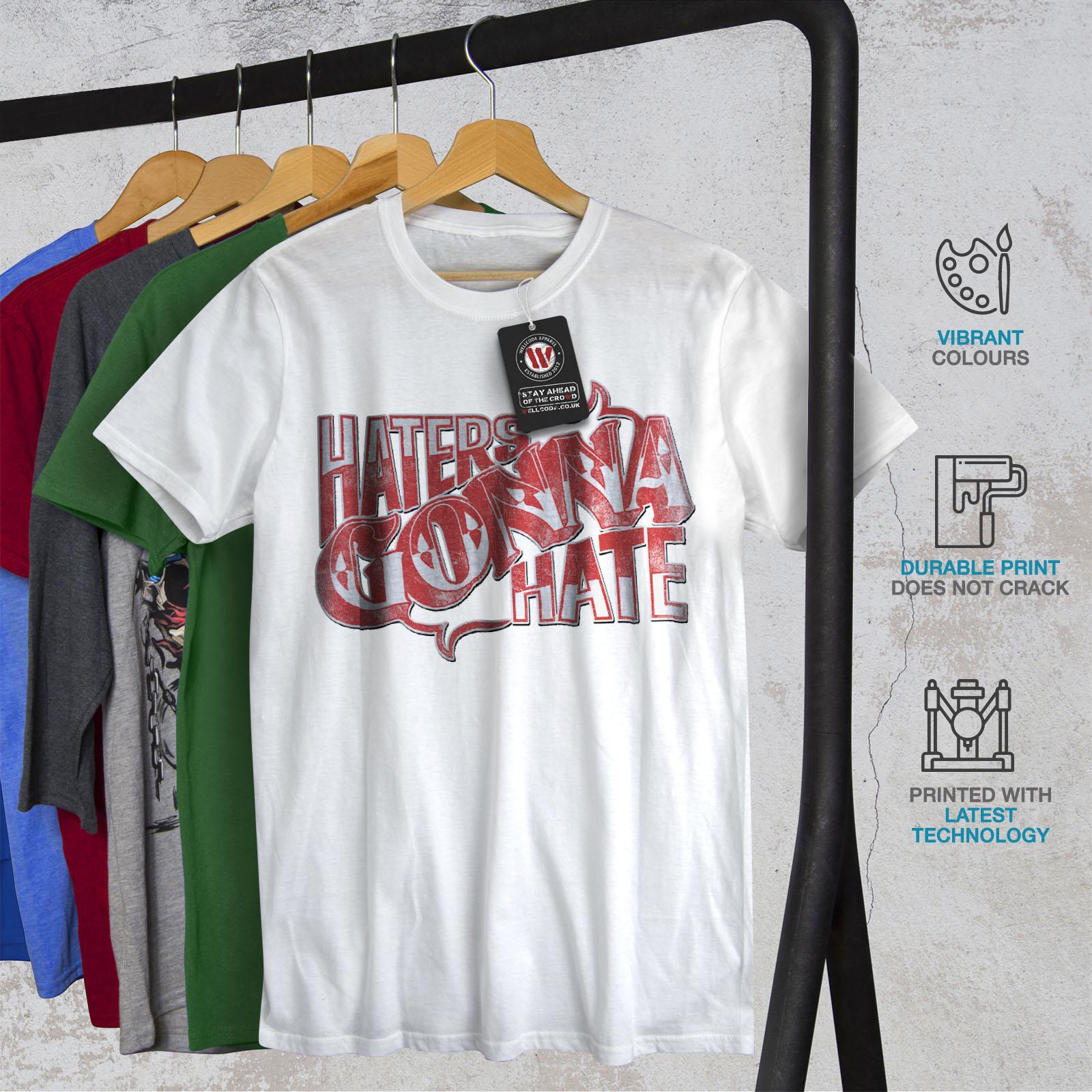 Wellcoda-Wasser-hassen-Zitat-Slogan-Herren-T-Shirt-True-Grafikdesign-Printed-Tee Indexbild 12