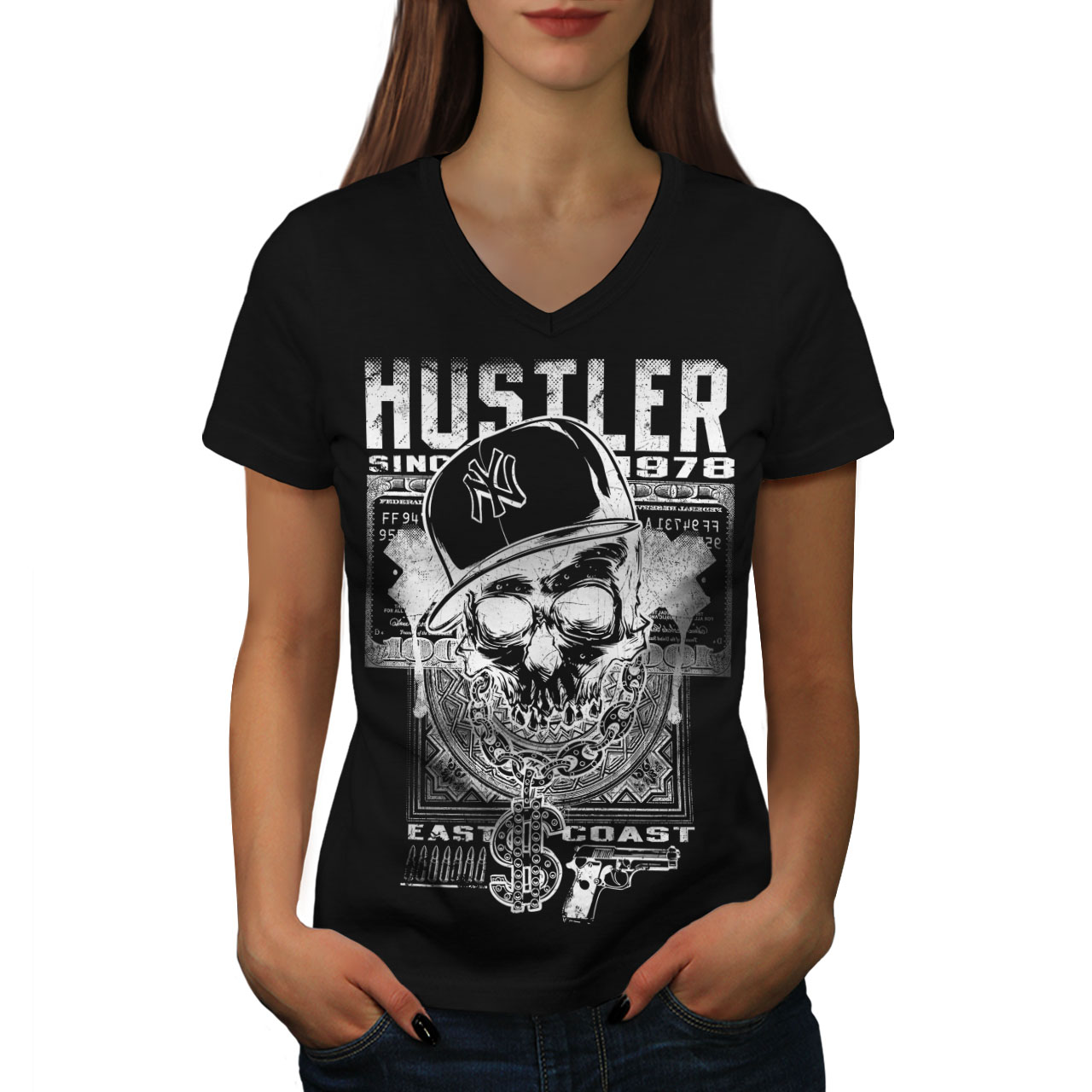 Hustler shirts women