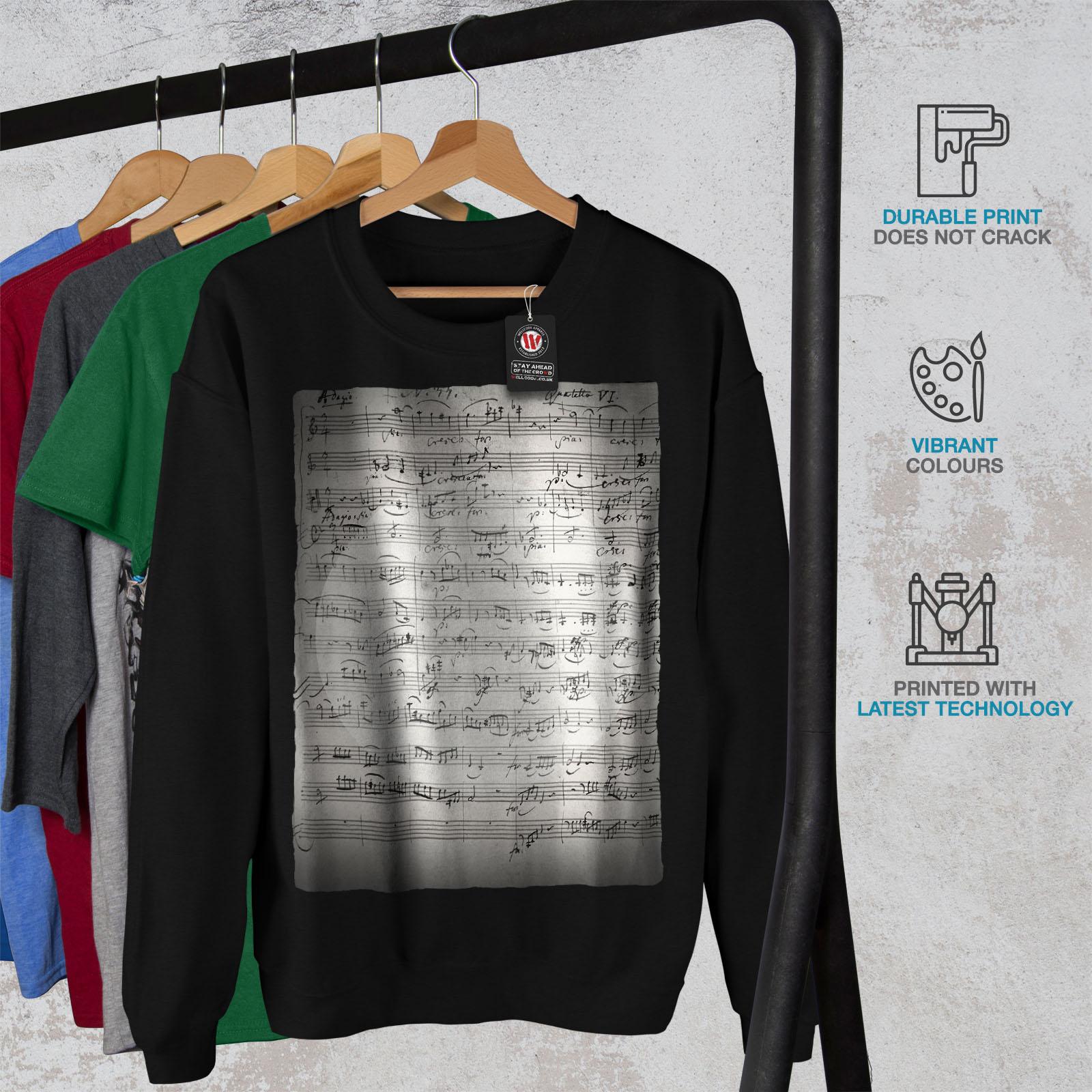 Casual Wellcoda Pullover Sweatshirt Nero Key Pullover Mens xPrAIx