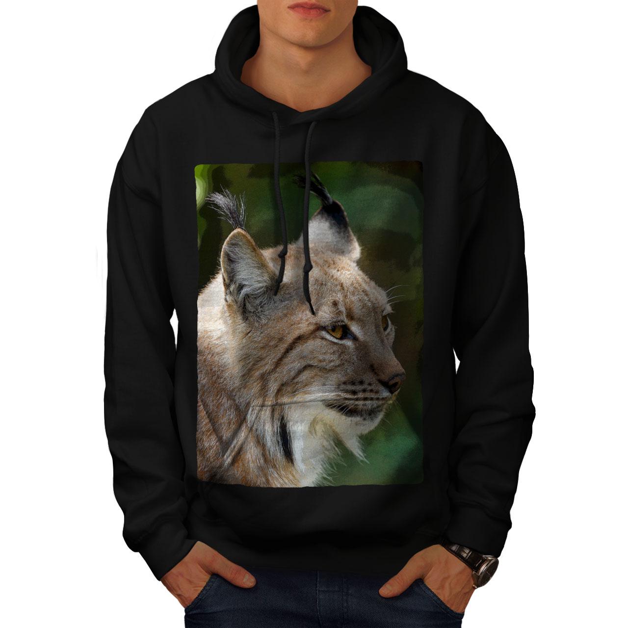 wellcoda Golden Bridge UK Mens Sweatshirt Furry Casual Jumper
