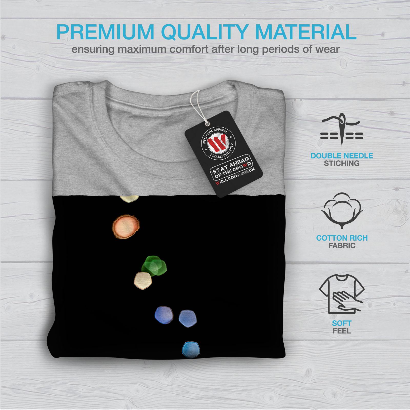 Wellcoda-Tea-Cup-Retro-Old-Mens-T-shirt-Smell-Graphic-Design-Printed-Tee thumbnail 19