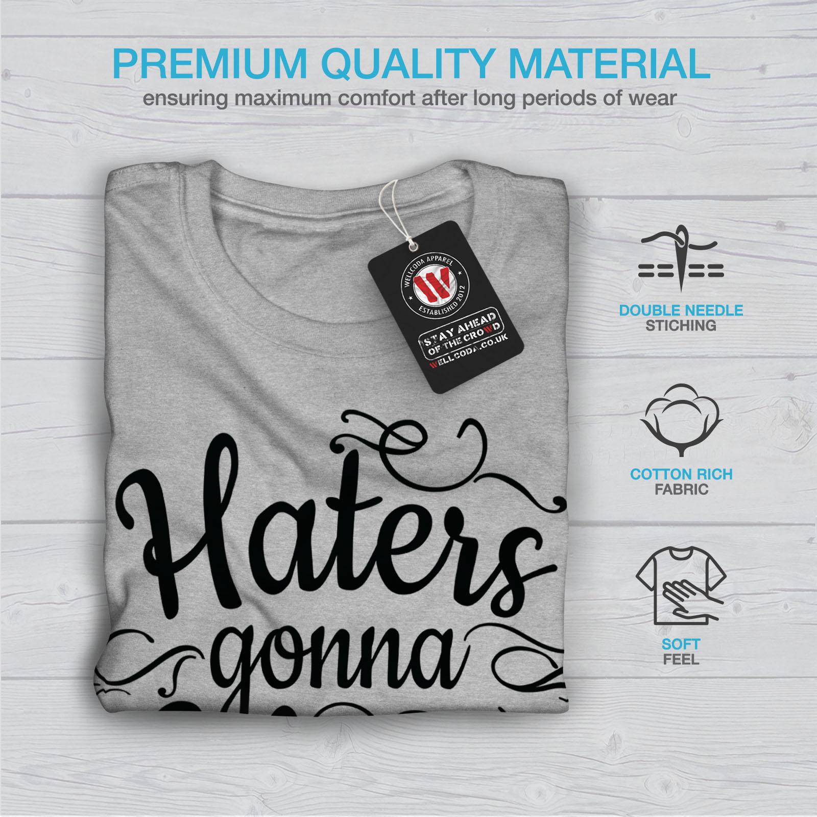 Wellcoda-Hasser-Gonna-Hate-Herren-T-Shirt-lustige-Grafikdesign-Printed-Tee Indexbild 19