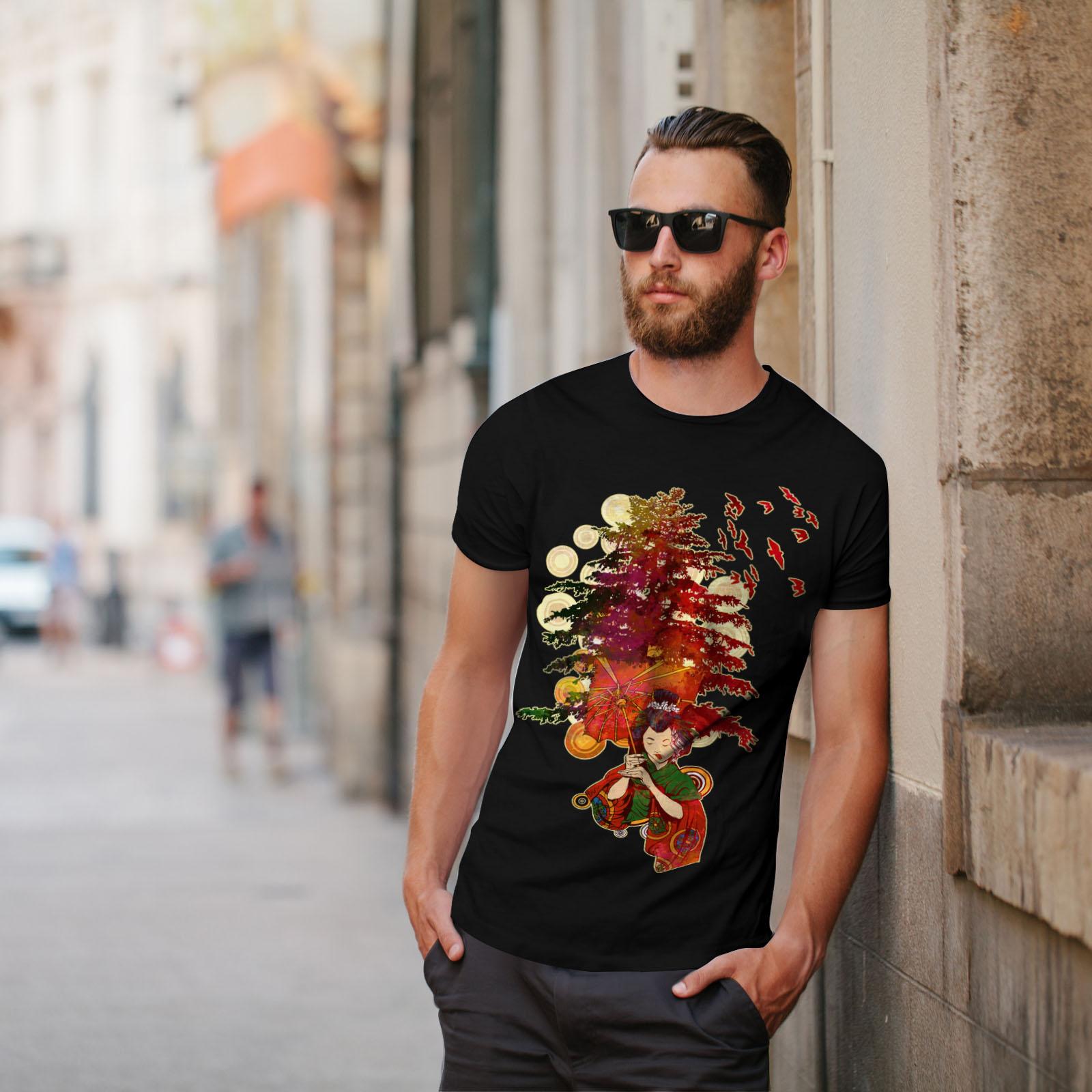 Wellcoda Tokyo City Map Fashion Mens T-shirt Asia Graphic Design Printed Tee