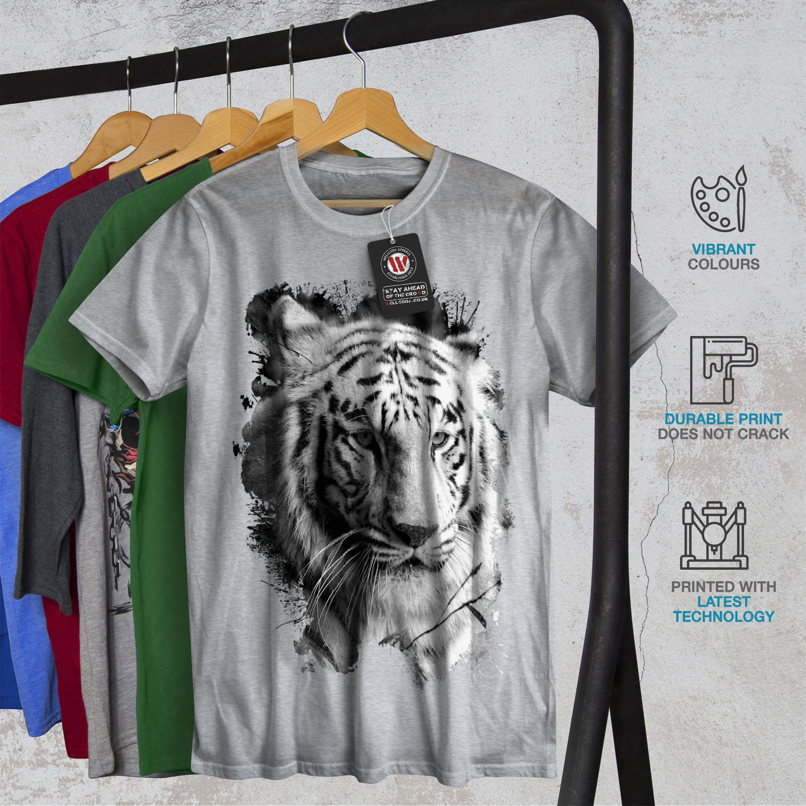 38897b2e Tiger Print T Shirt Uk - DREAMWORKS