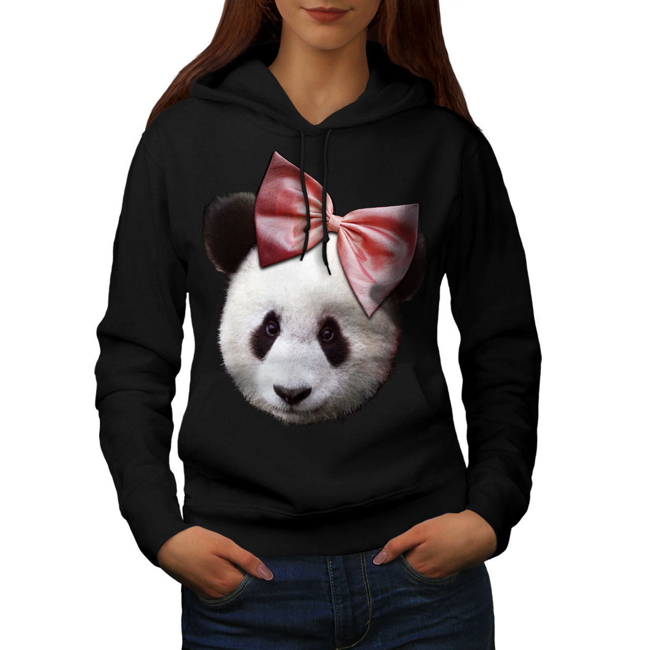 Wellcoda  Mens Hoodie Cuteness Casual Hooded Sweatshirt